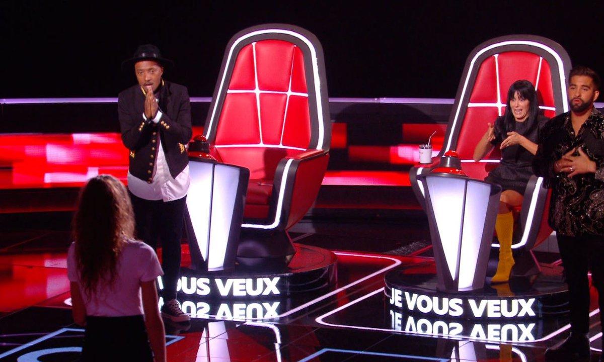 La semaine prochaine dans The Voice Kids (Auditions à l'aveugle du 29 août 2020)