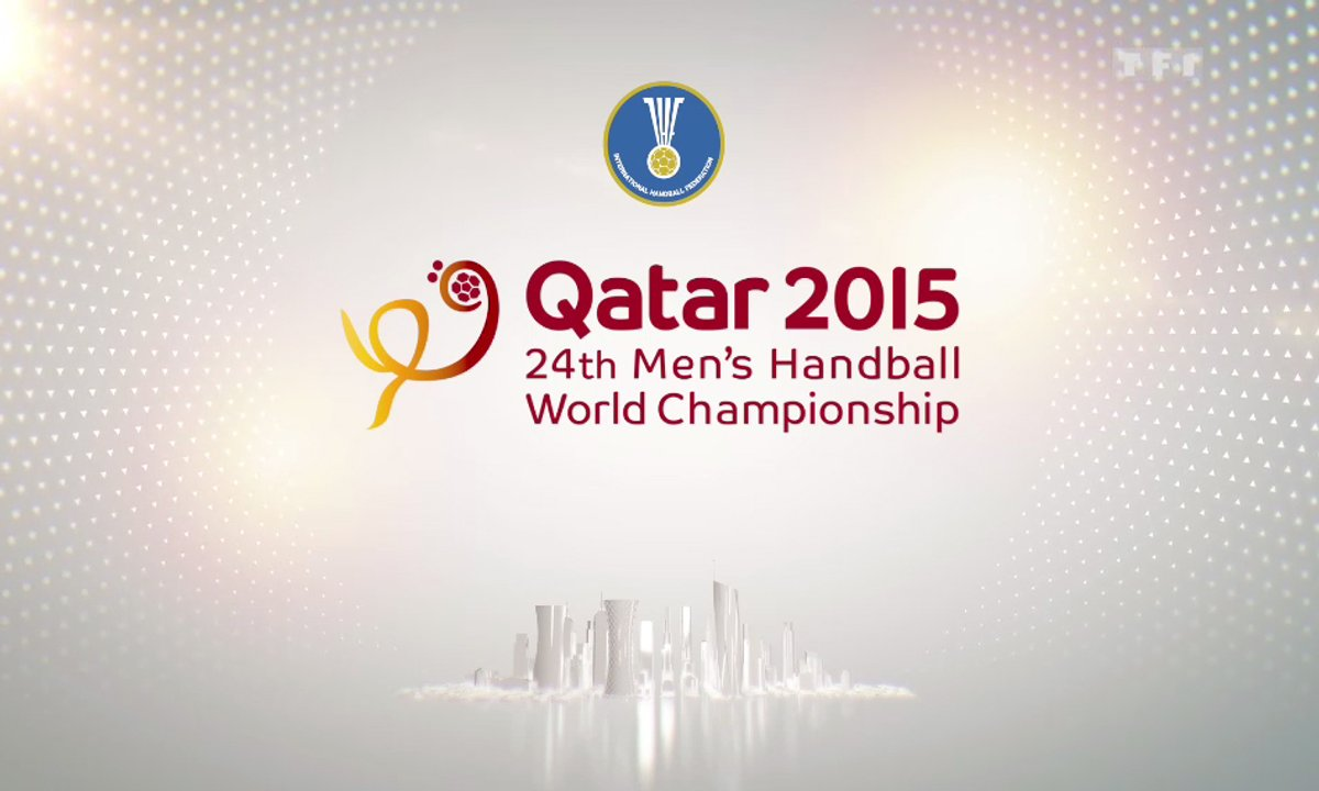 Teaser : les 24e Championnats du Monde de handball au Qatar !
