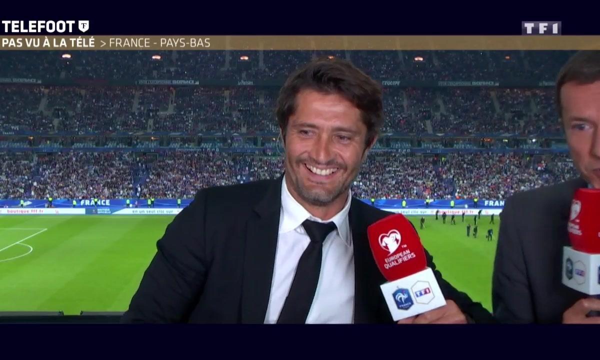 Pas vu à la télé : les coulisses de France - Pays-Bas