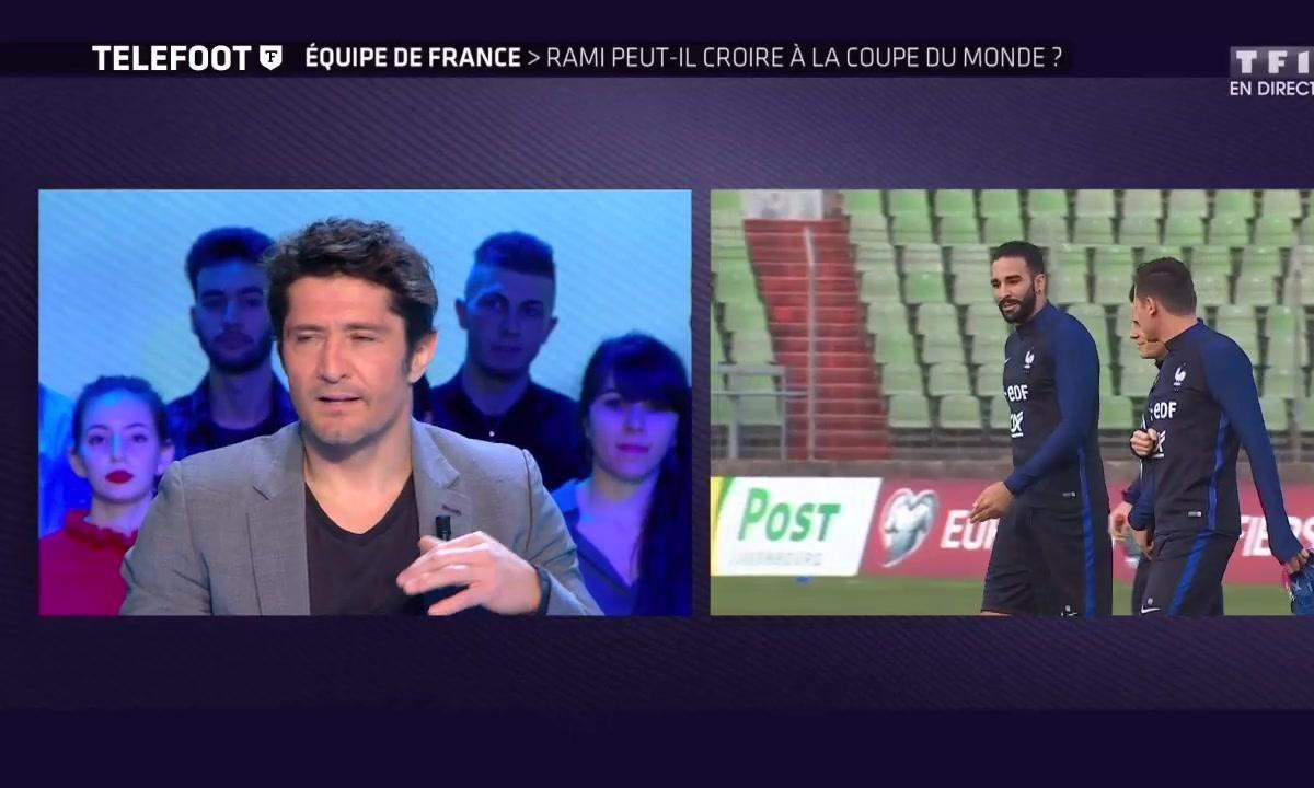 Adil Rami à la Coupe du monde 2018 ? L'analyse de Bixente Lizarazu