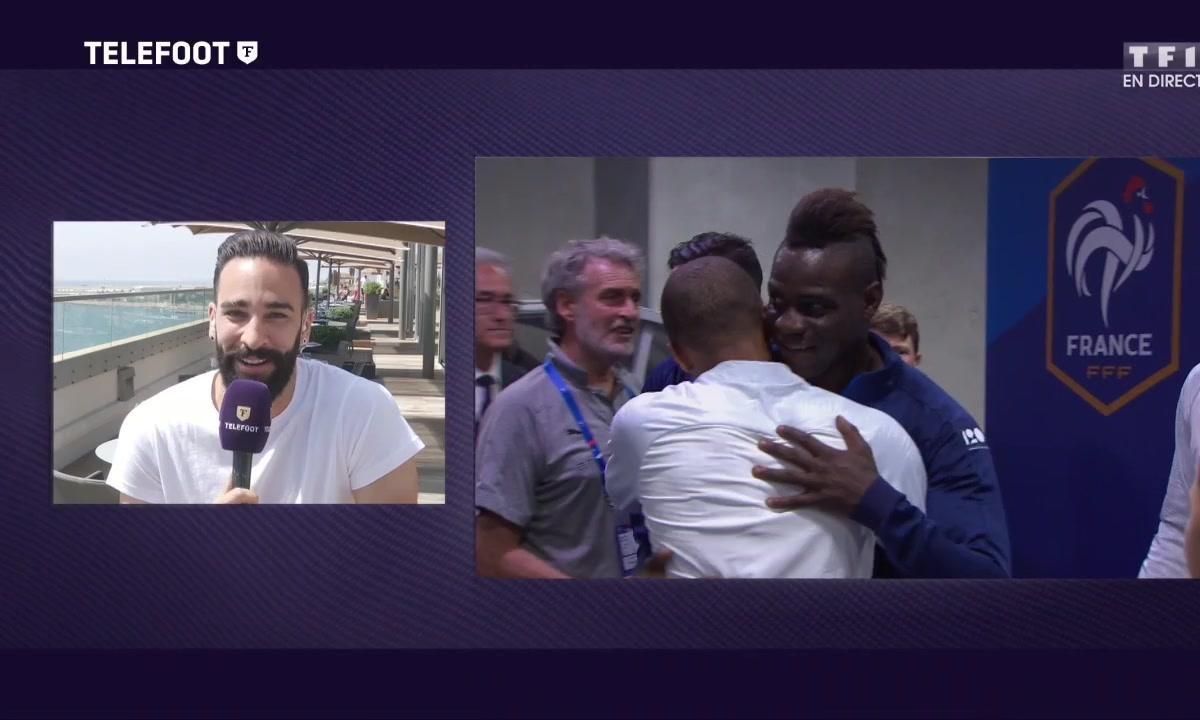 """Adil Rami : """"Balotelli ? Il peut être bien à l'OM"""""""