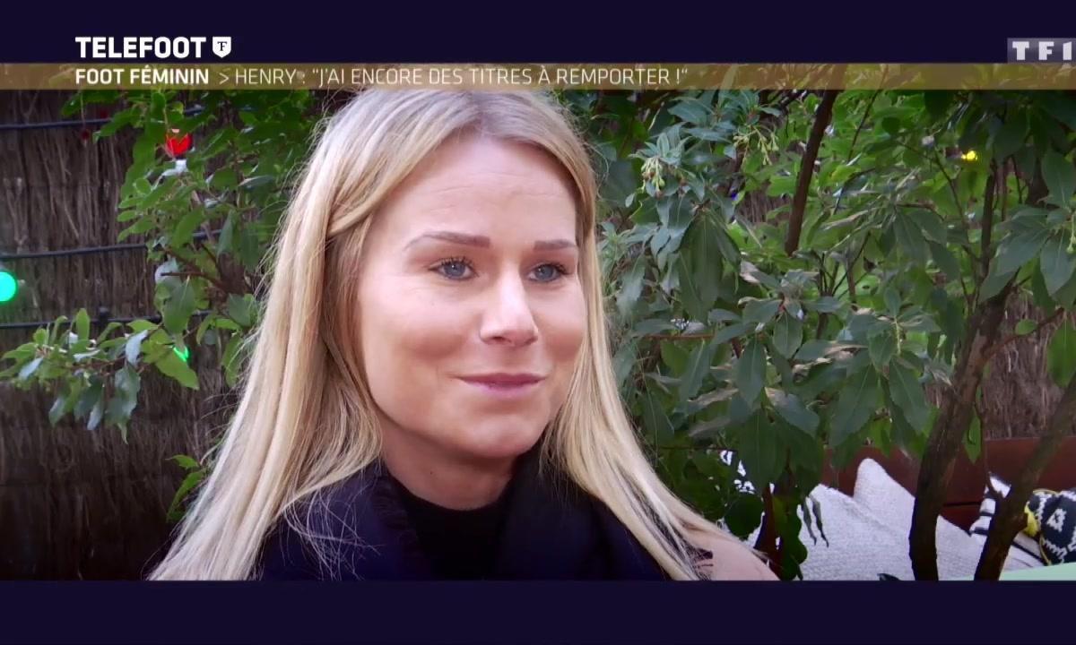 """Amandine Henry : """"J'ai encore des titres à remporter"""""""