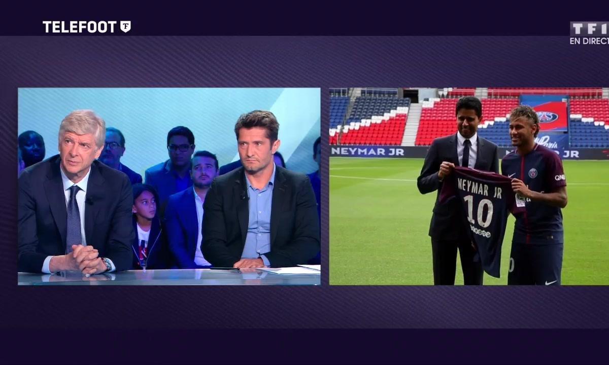 Arsène Wenger et Bixente Lizarazu débattent autour du fair play financier