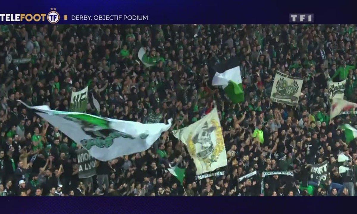 ASSE – OL : derby, objectif podium