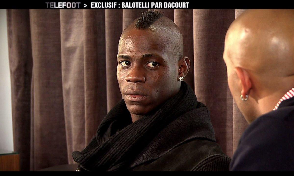 L'Archive du jour : Balotelli par Olivier Darcourt