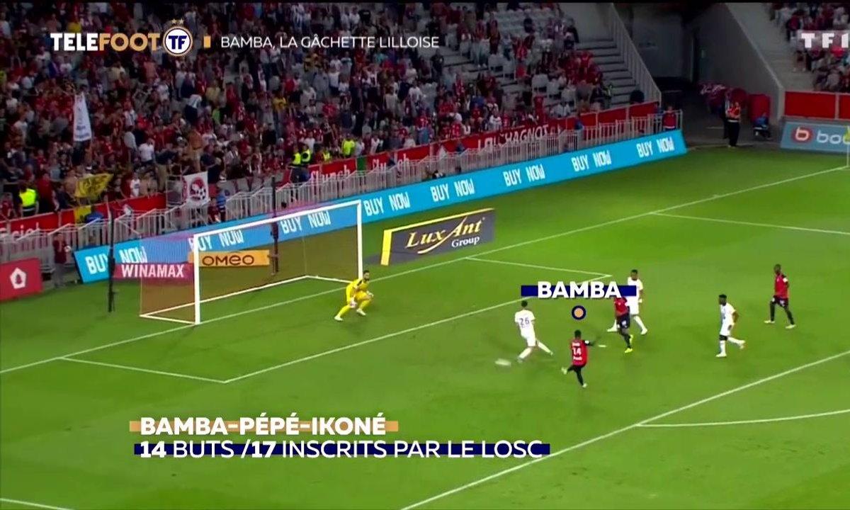 Ligue 1 - LOSC : Bamba, la gâchette lilloise