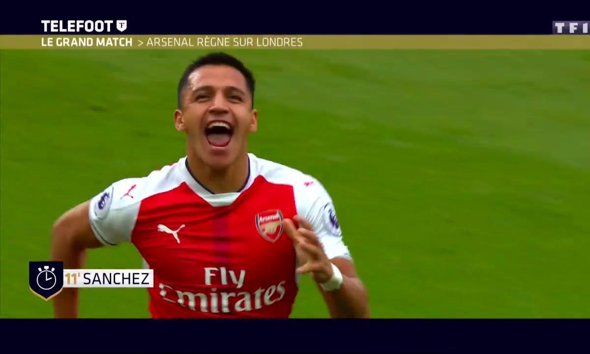 Le Grand Match : Arsenal-Chelsea, les Gunners règnent sur Londres