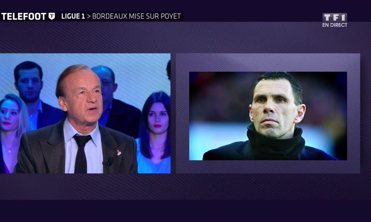 """Bordeaux - Rohr : """"On ne connaît pas trop Poyet"""""""