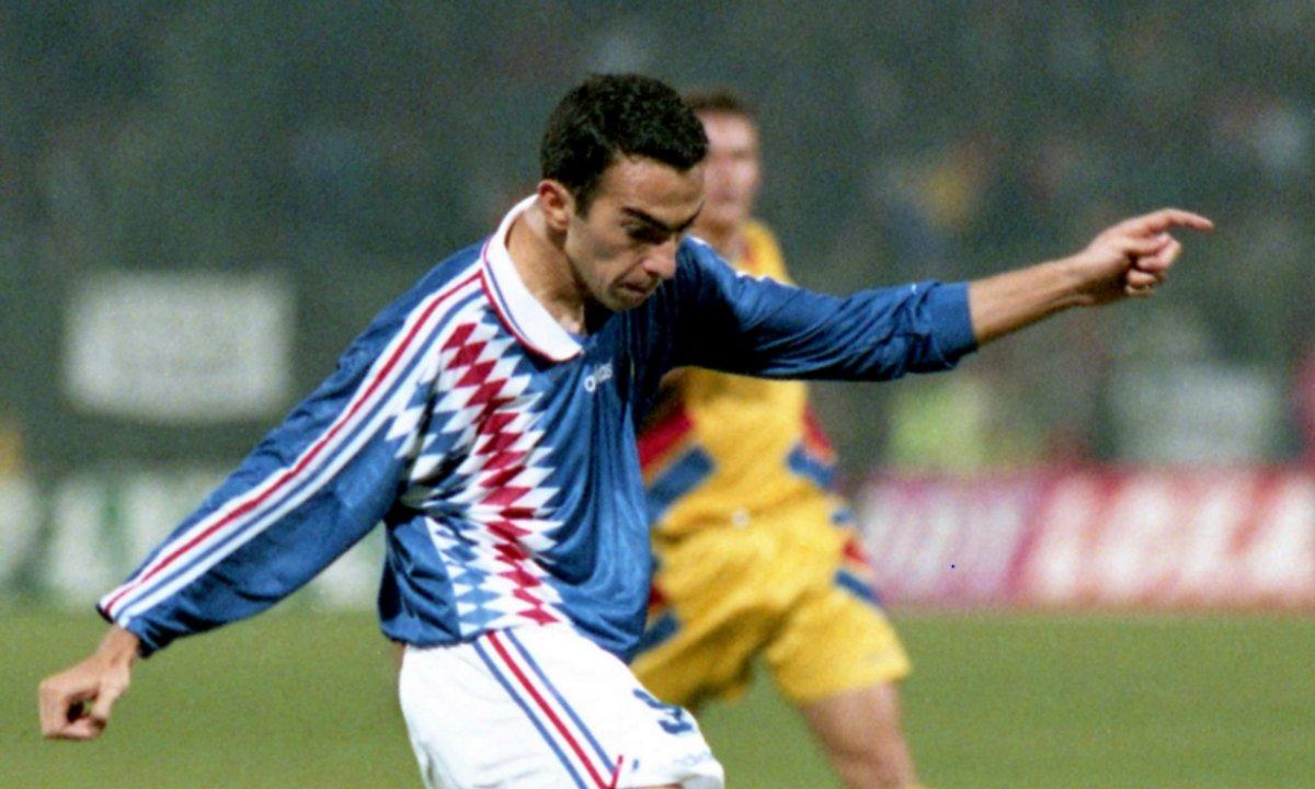 L'Archive du jour : Le but de Djorkaeff en 1994 contre l'Italie