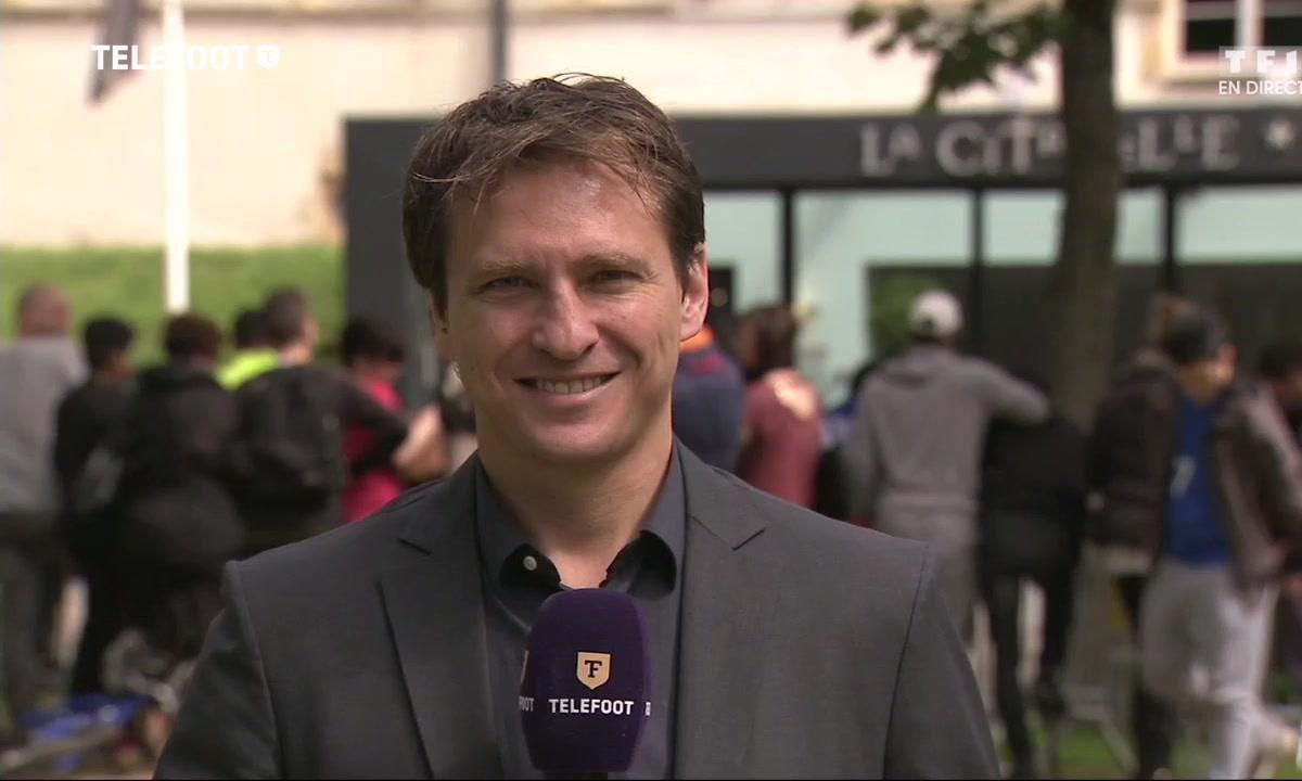 Le programme des joueurs de l'Equipe de France après le match face à l'Ecosse