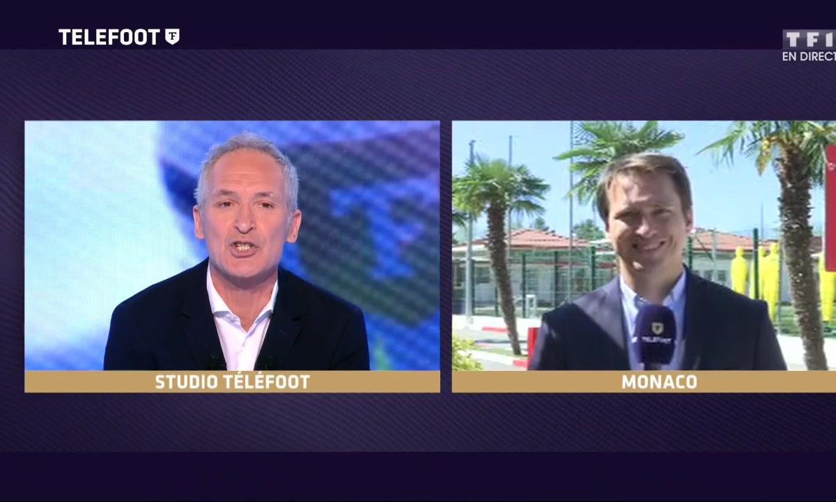 Christophe Abel en duplex de Monaco