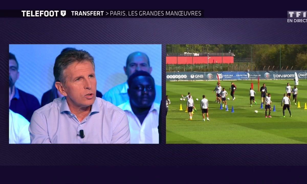 """Claude Puel : """"Le PSG doit garder Rabiot"""""""
