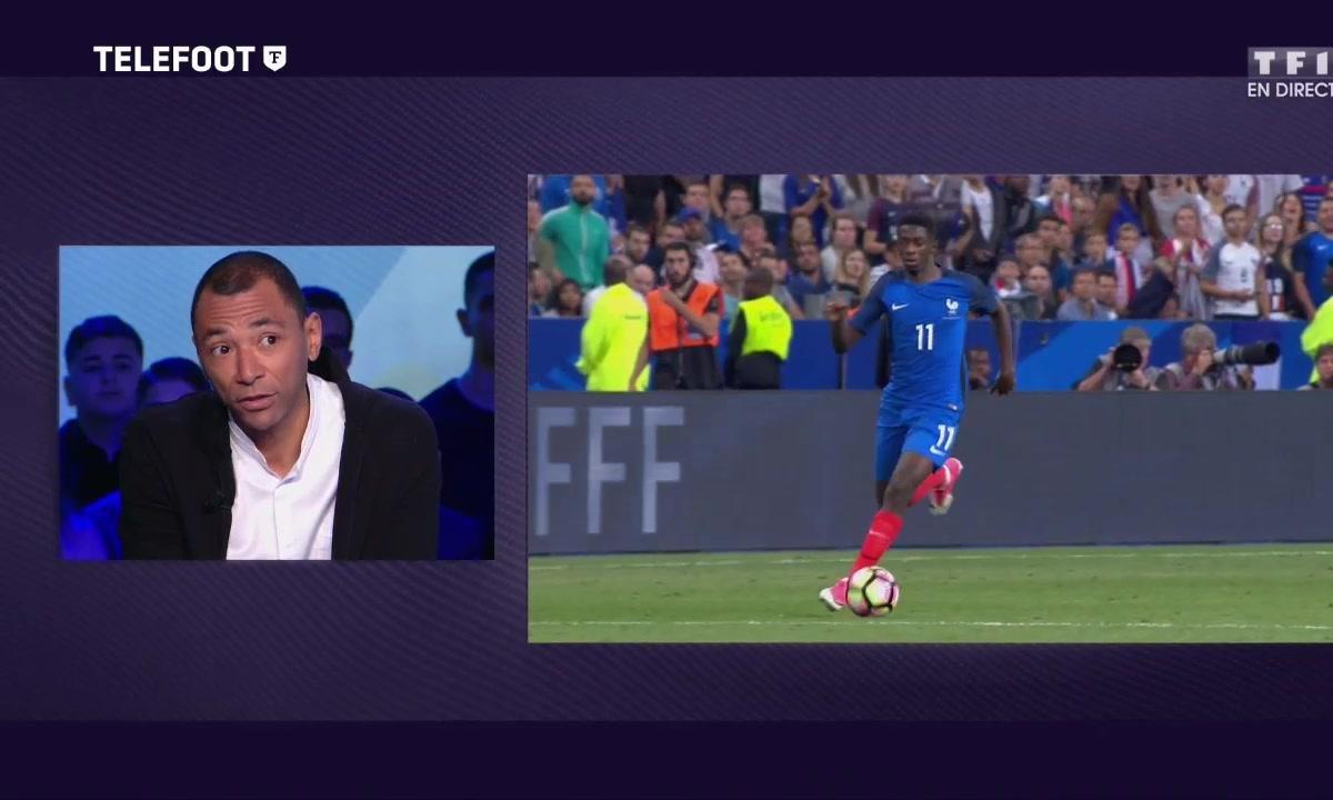 """""""Compliqué"""" pour Dembélé dans la liste des 23 selon Edouard Cissé"""