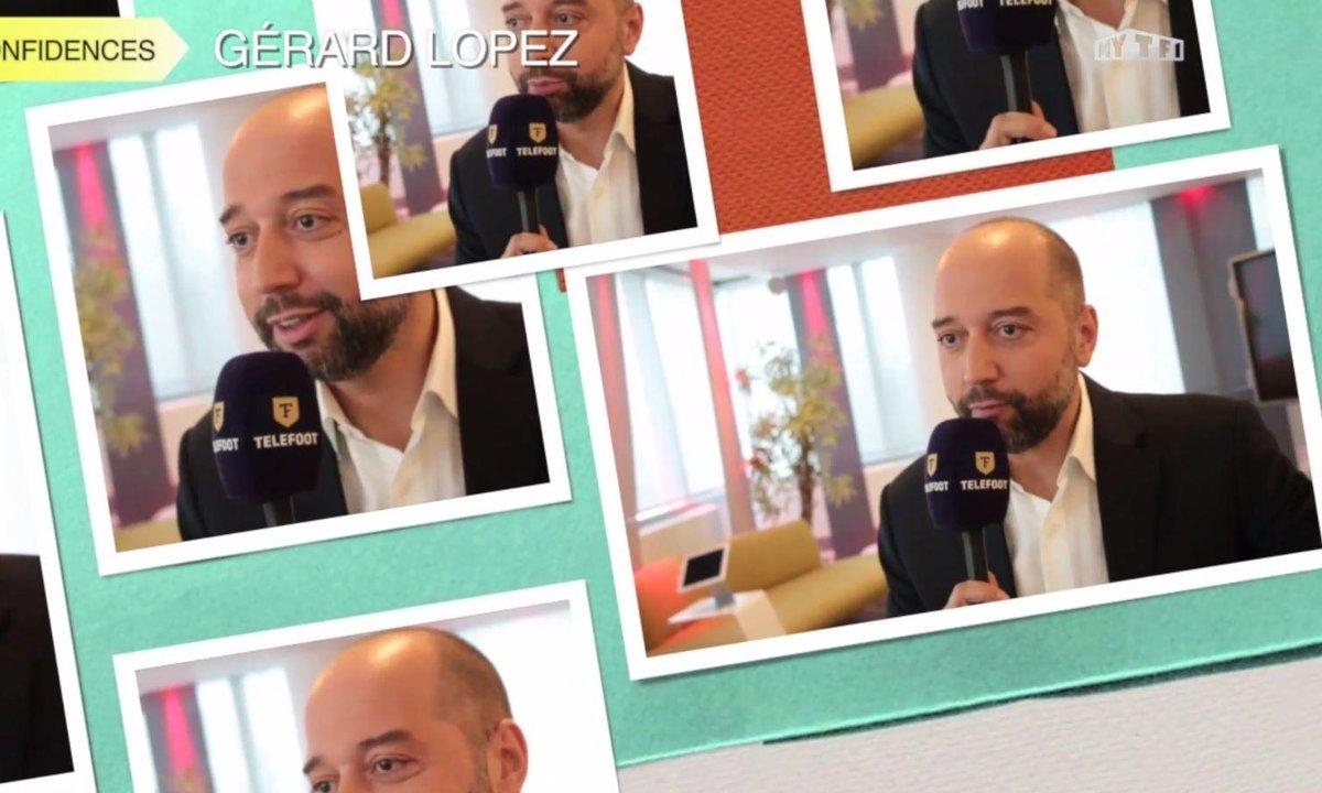 Les confidences de Gérard Lopez
