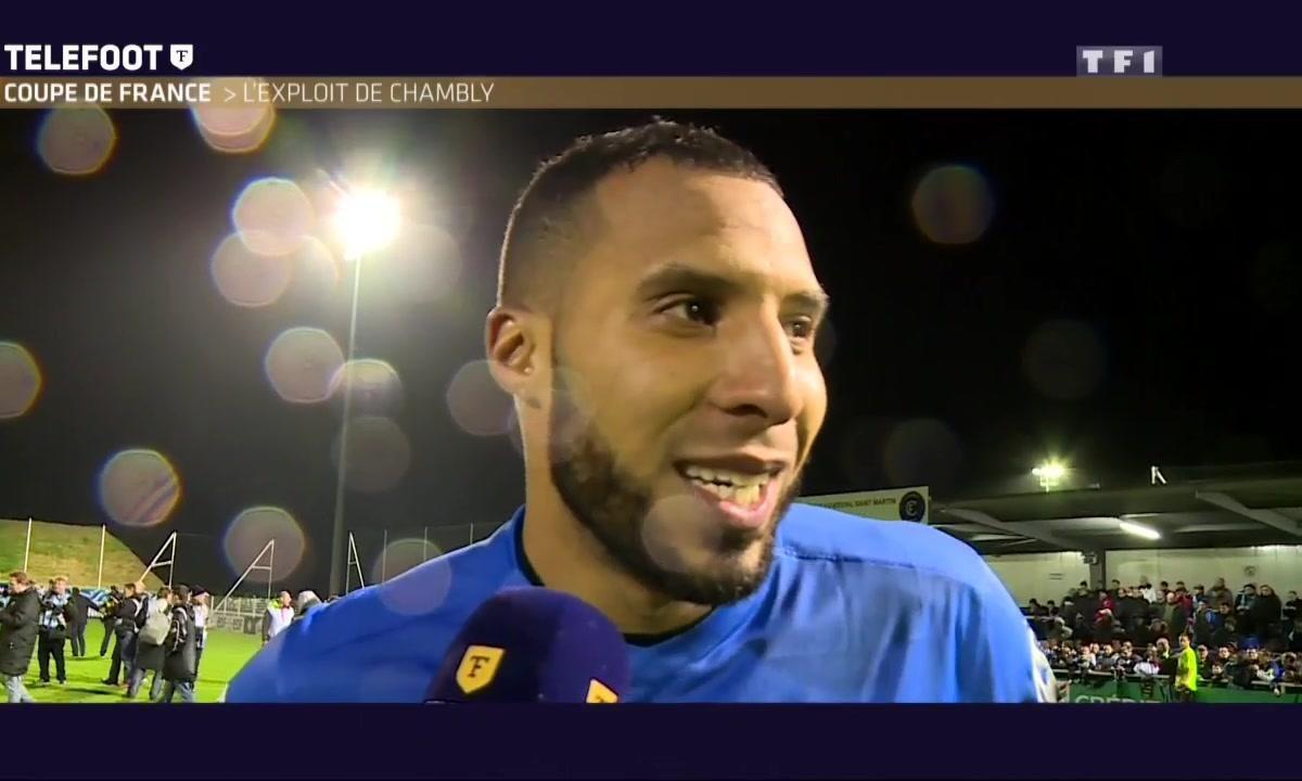 Coupe de France : l'exploit de Chambly