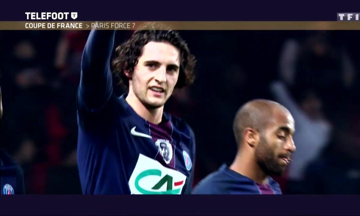 Coupe de France : Paris force 7
