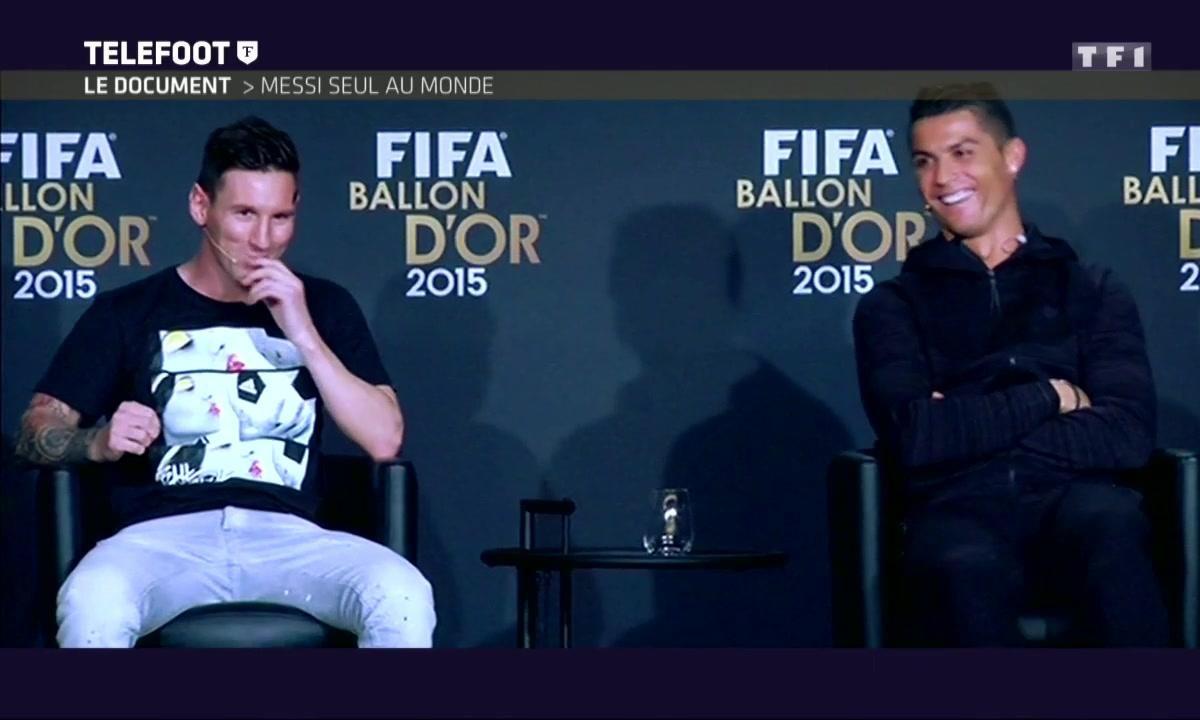 Quand Cristiano Ronaldo complimente Lionel Messi