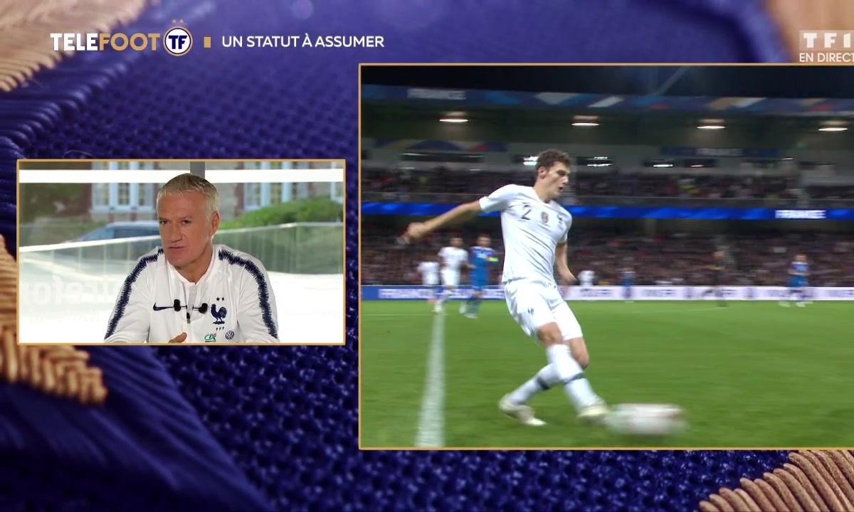 """Didier Deschamps : """"On aura d'autres types de matches comme l'Islande"""""""