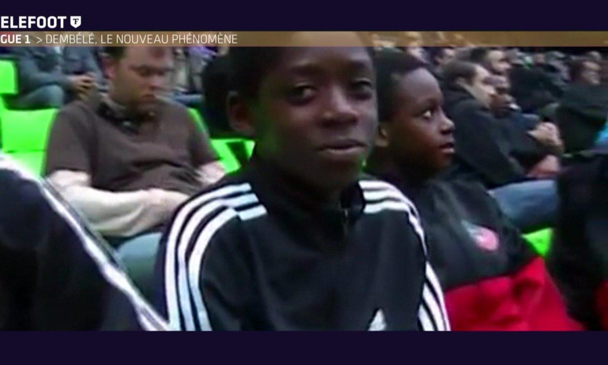 L'Archive du jour : Dembélé, le phénomène de la Ligue 1