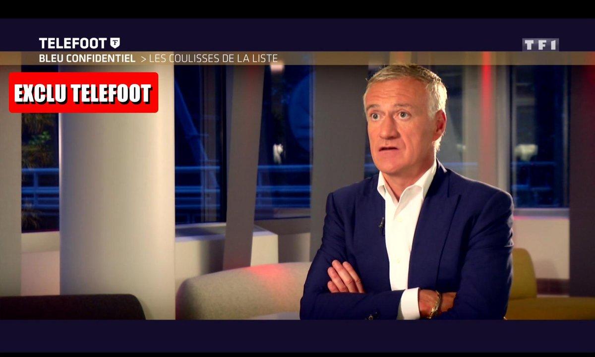 Euro 2016 - Didier Deschamps : l'interview intégrale en exclusivité