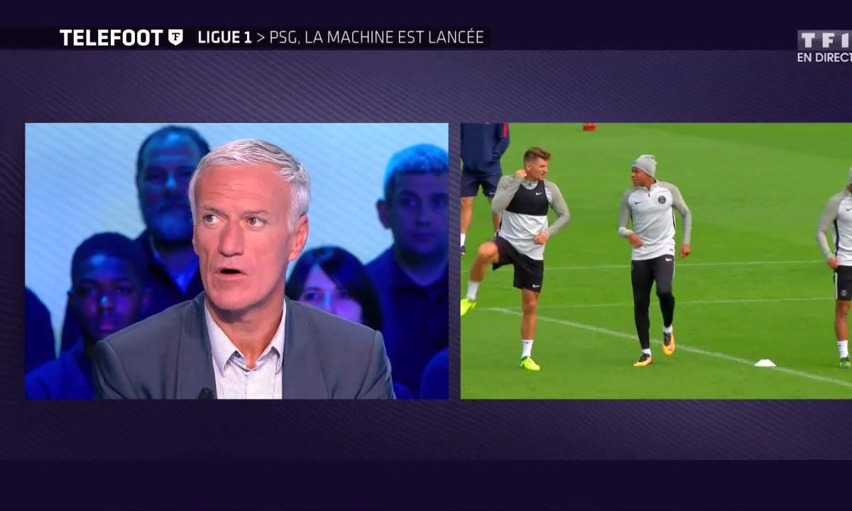 """Deschamps : """"Mbappé a tout compris, très tôt"""""""