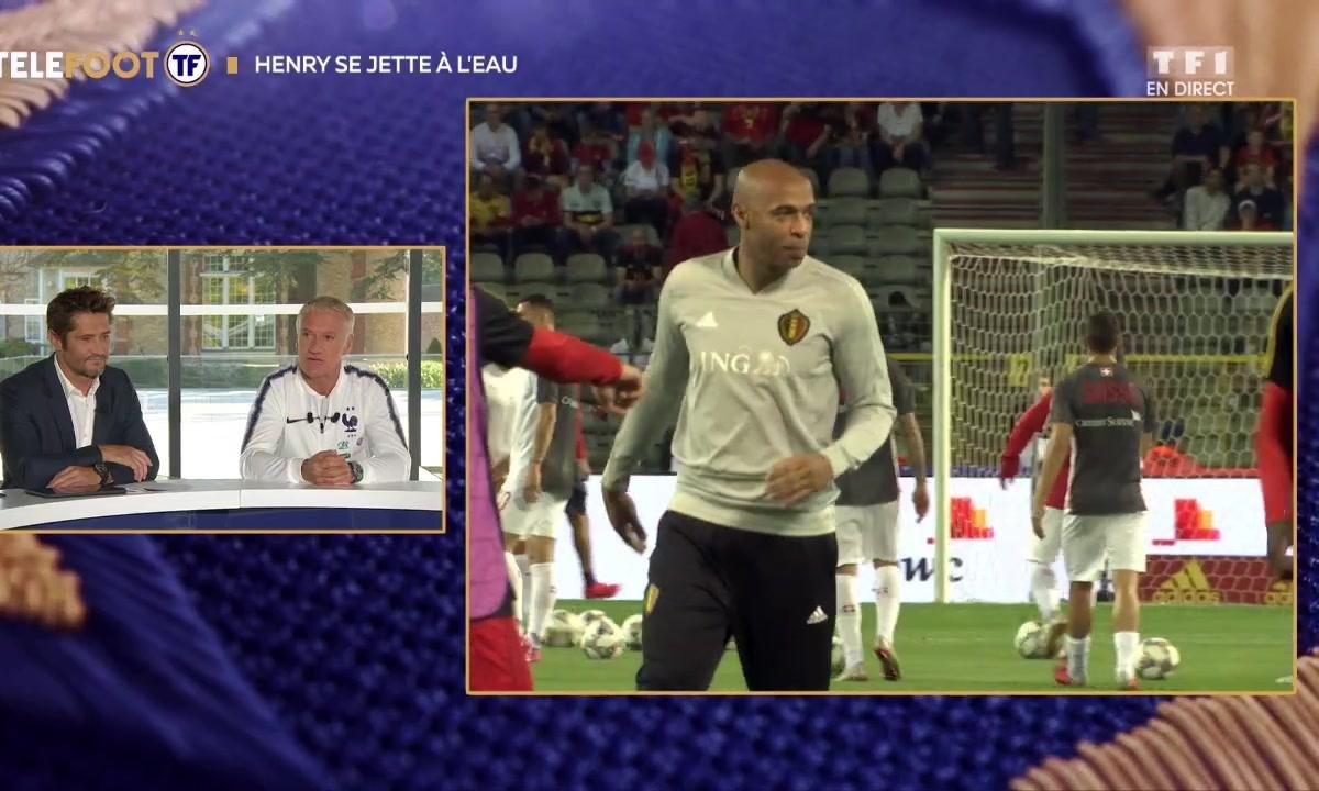 """AS Monaco - Didier Deschamps : """"J'ai appelé Thierry Henry"""""""