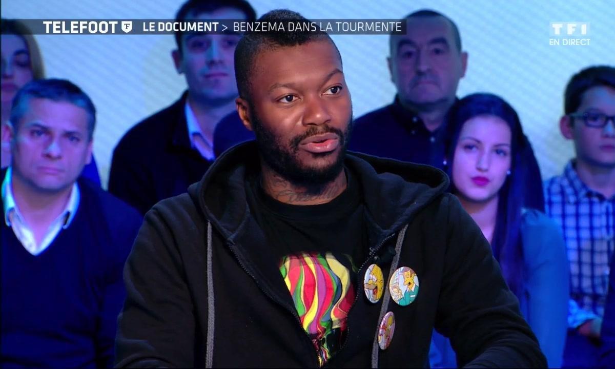 """Djibril Cissé : """"Il faut laisser Karim tranquille, ça devient de l'acharnement"""""""