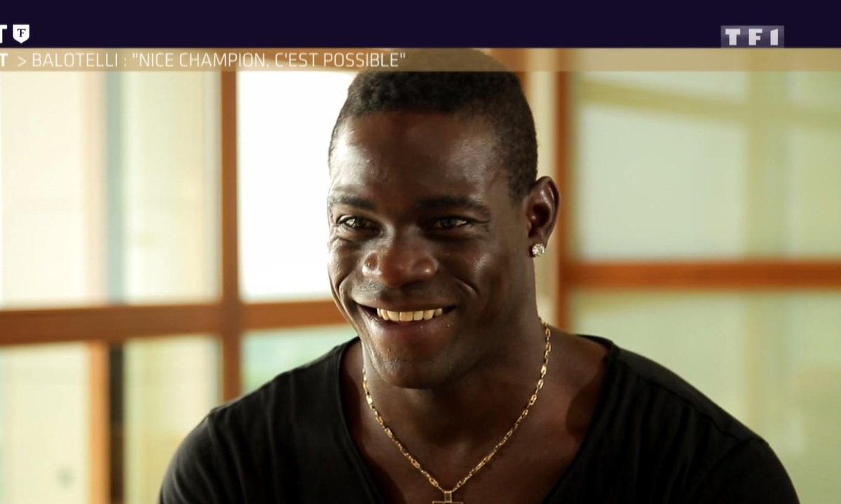 [Téléfoot 6/11] Le Document - Balotelli : « Nice champion ? C'est possible ! »