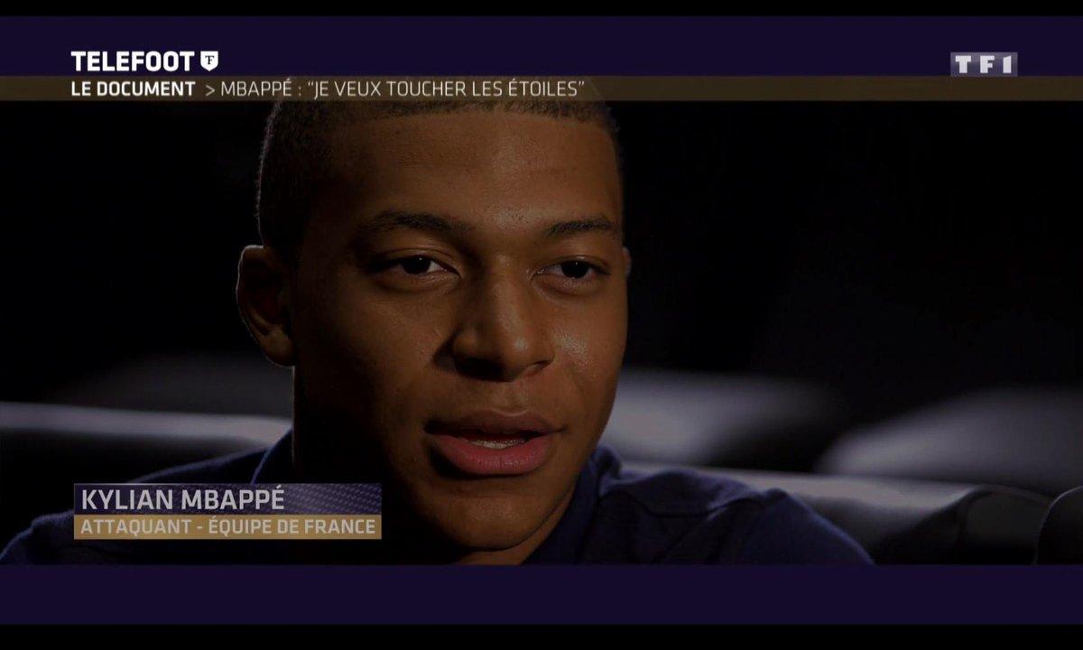 """Le Document - Mbappé : """"Je veux toucher les étoiles"""""""
