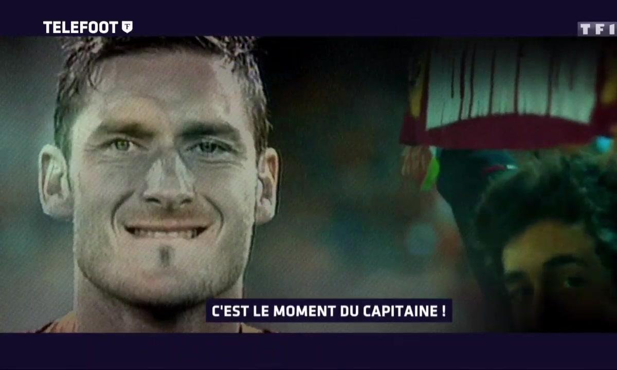 Le document : Totti, une légende vivante
