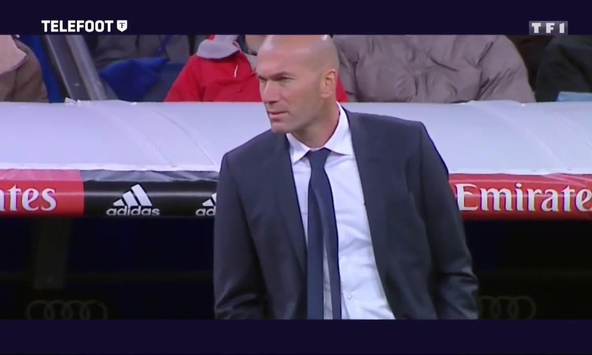 Le Document : Zidane, l'épreuve du feu