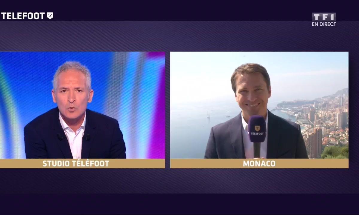 Dortmund-Monaco : Le duplex de Chris Abel