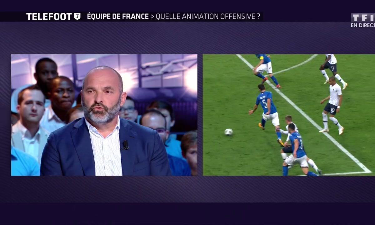 """Equipe de France - Dupraz : """"Mbappé réinvente le football !"""""""