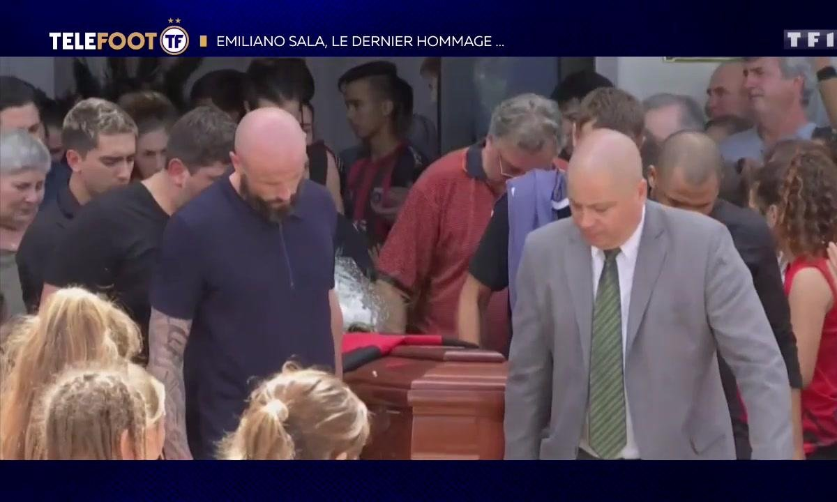 Emiliano Sala, le dernier hommage