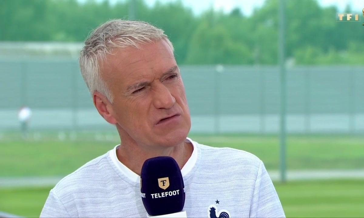 Equipe de France : Le 4-2-3-1 de retour pour de bon ? La réponse de Didier Deschamps