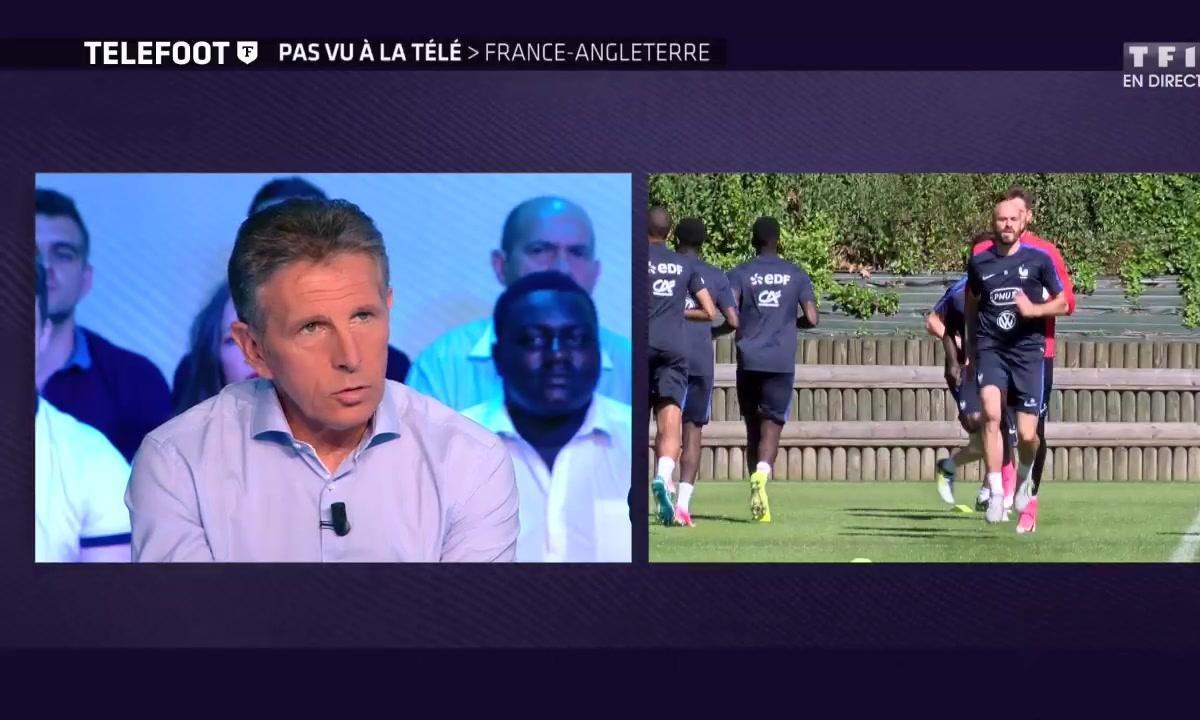 Equipe de France : Claude Puel confiant pour la qualification au Mondial 2018