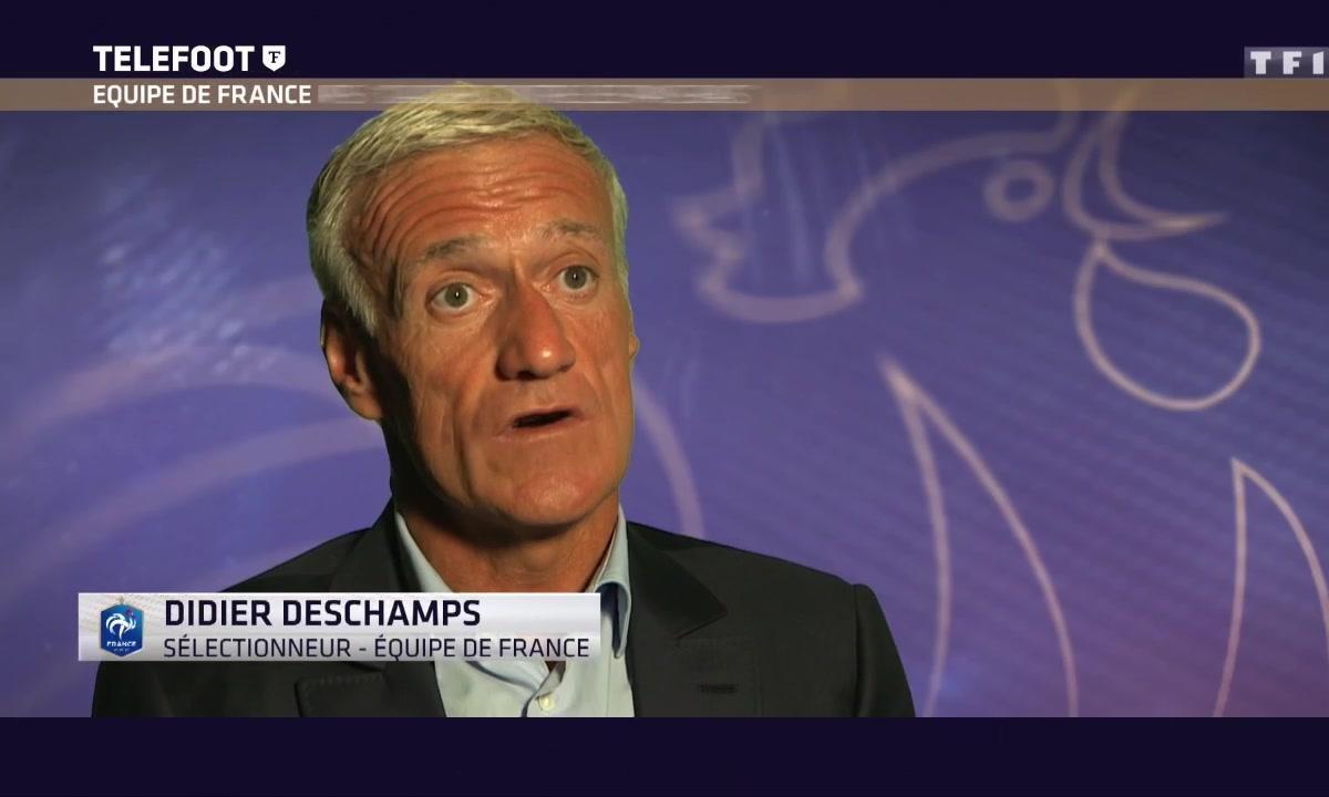 """Equipe de France - Didier Deschamps : """"Gagner contre les Pays-Bas"""""""