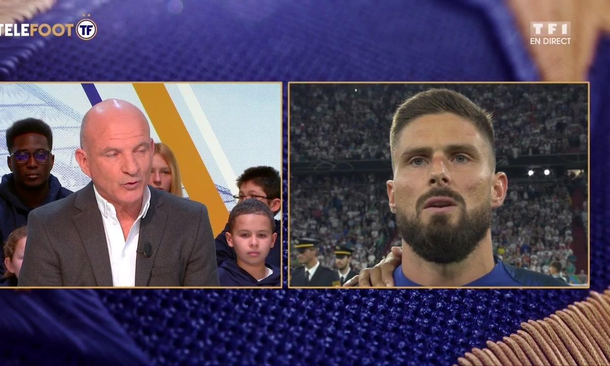 Equipe de France : Guy Stéphan évoque les situations de Giroud et Laporte
