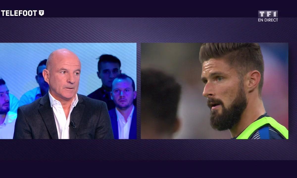 Equipe de France : Guy Stephan revient sur le cas Giroud