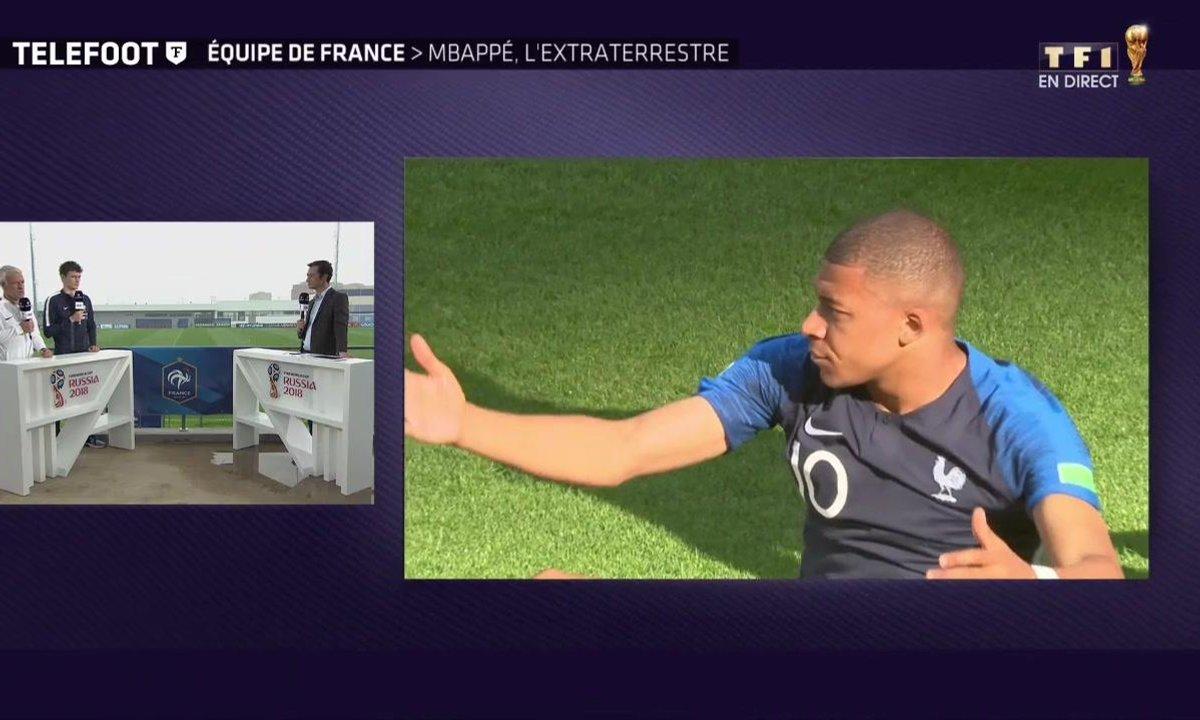 Equipe de France : Kylian Mbappé, l'extraterrestre