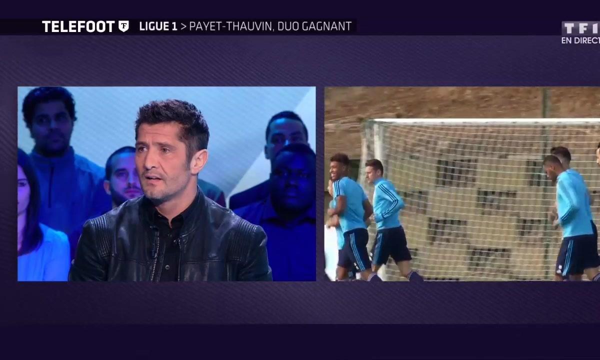 """Equipe de France - Lizarazu : """" La concurrence est rude pour Payet et Thauvin"""""""
