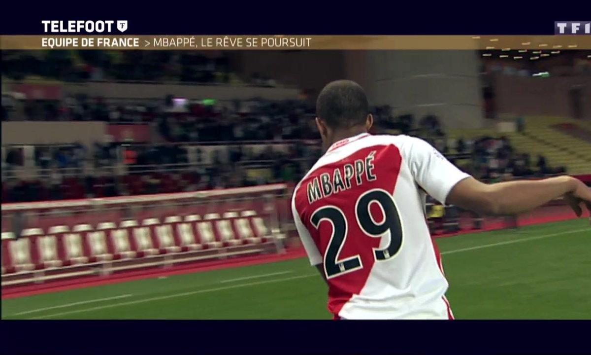 Equipe de France - Mbappé, le rêve se poursuit