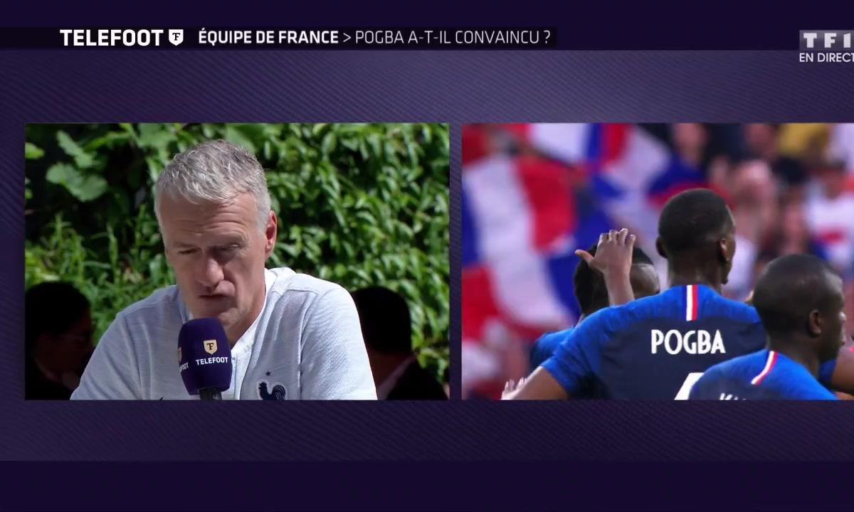 Equipe de France : Paul Pogba a-t-il convaincu ?