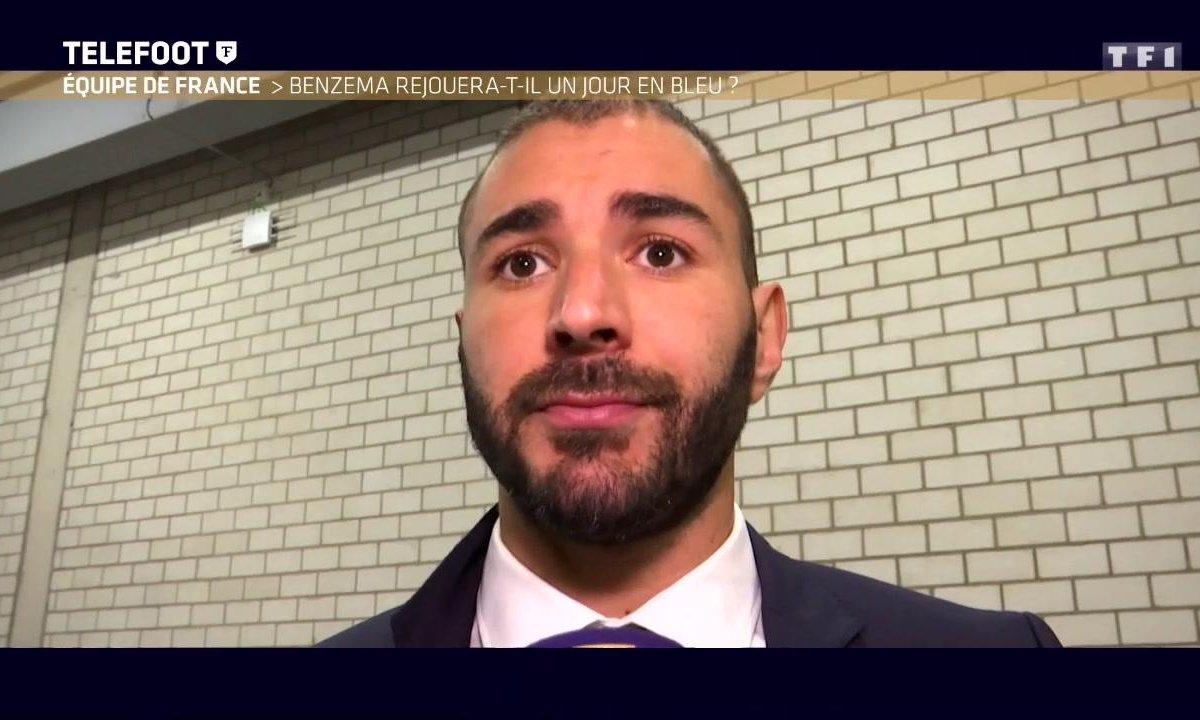 Equipe de France : Reverra-t-on Karim Benzema en Bleu ?