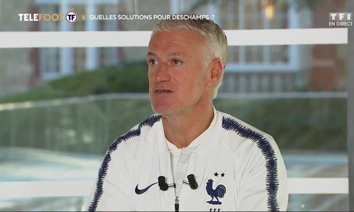 Equipe de France : Quelles solutions pour Didier Deschamps ?