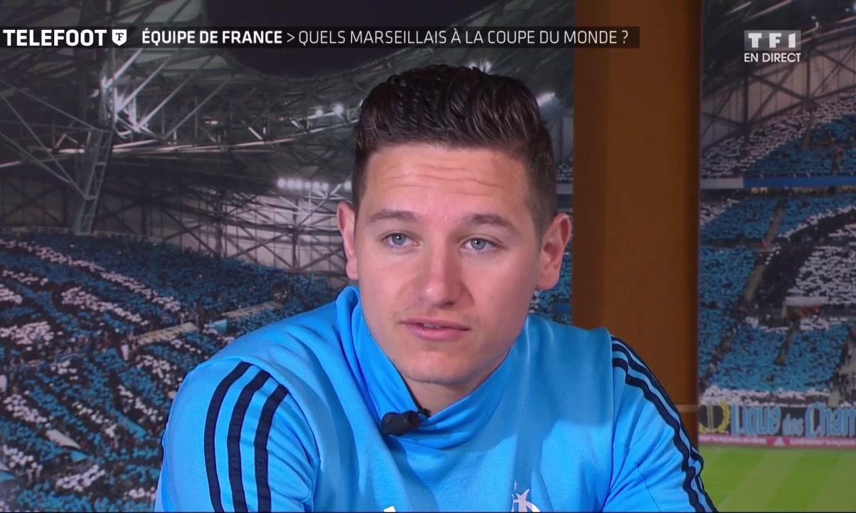 """Equipe de France - Thauvin : """"J'ai donné le meilleur de moi-même"""""""