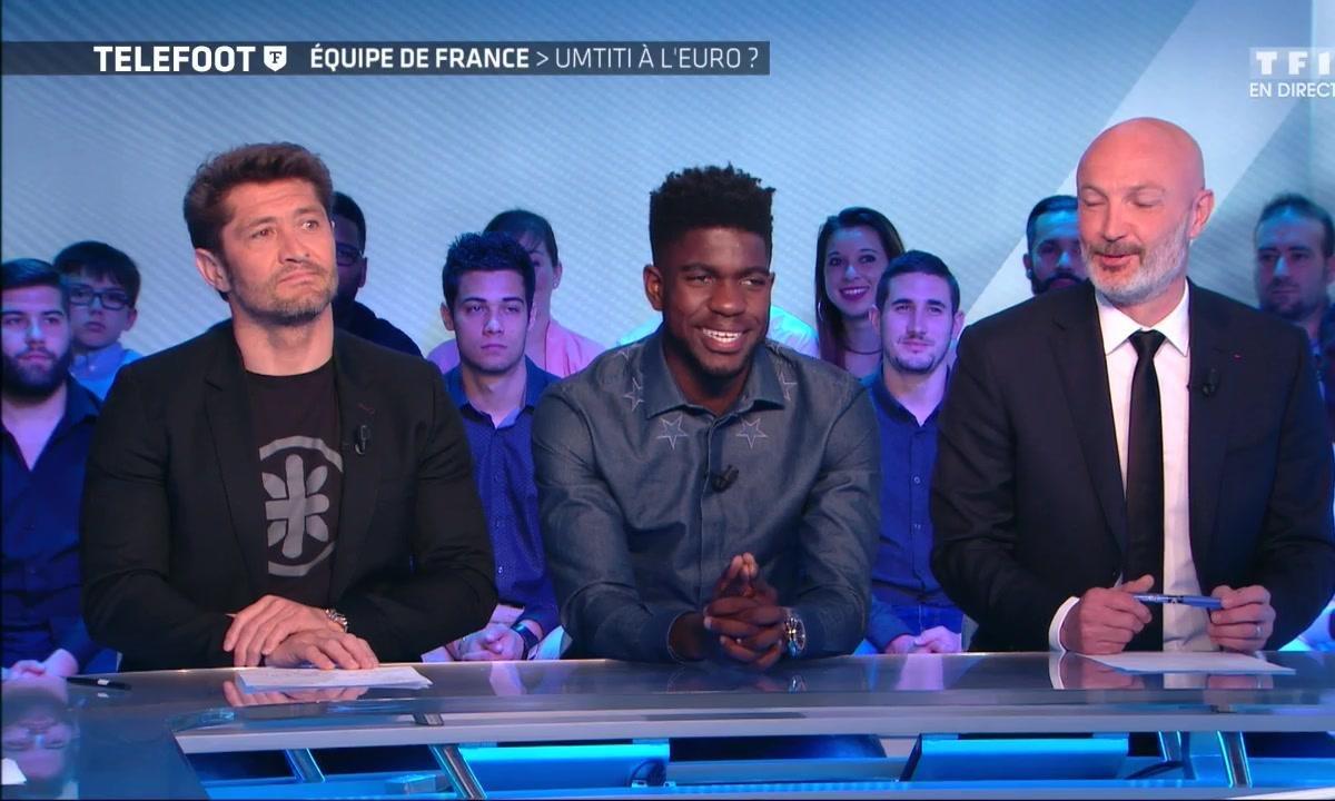 Equipe de France : Umtiti à l'Euro ?