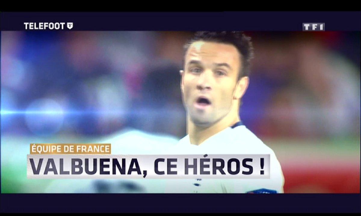 Equipe de France : Valbuena, ce héros !