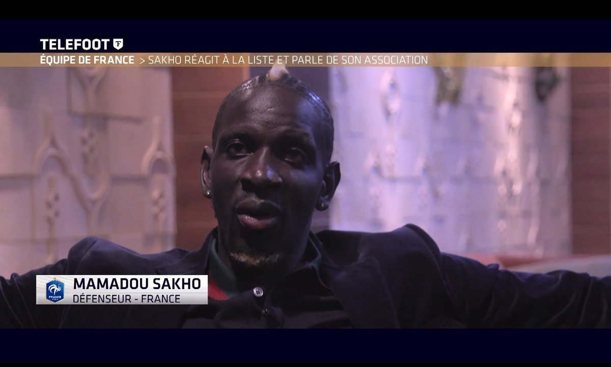 EXCLU - Mamadou Sakho réagit à la liste et parle de son association
