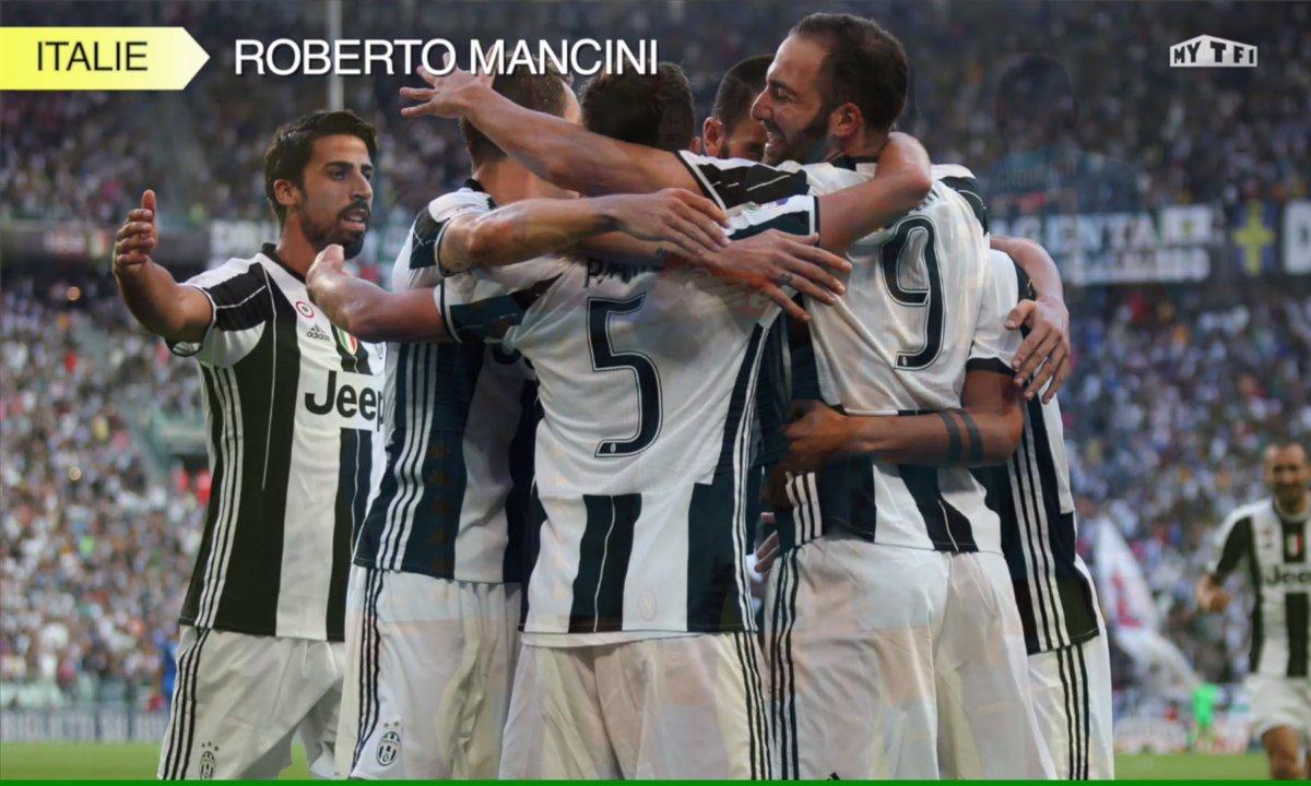 Exclu : Mancini et la Serie A